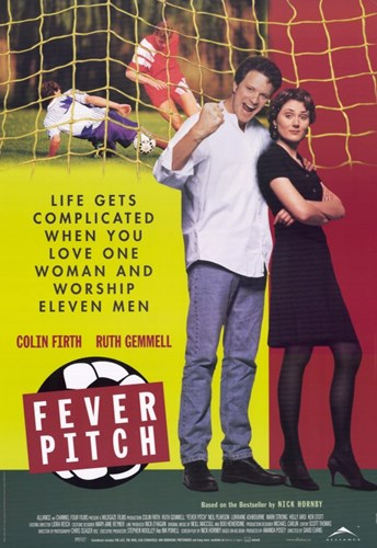 Fever Pitch Poster by Unknown for $26.25 CAD