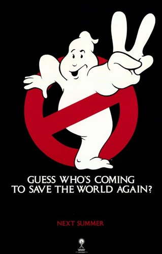Ghostbusters 2 Logo Poster by Unknown for $26.25 CAD