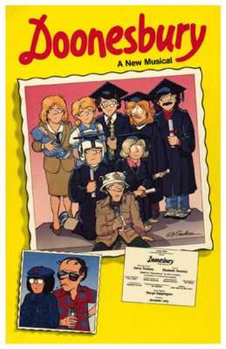 Doonesbury (Broadway Musical) Poster by Unknown for $26.25 CAD