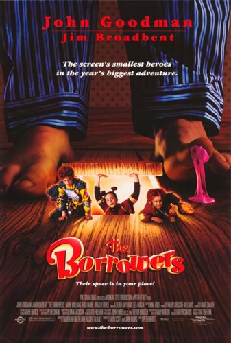 The Borrowers Poster by Unknown for $26.25 CAD