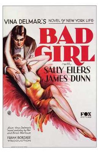 Bad Girl Poster by Unknown for $26.25 CAD