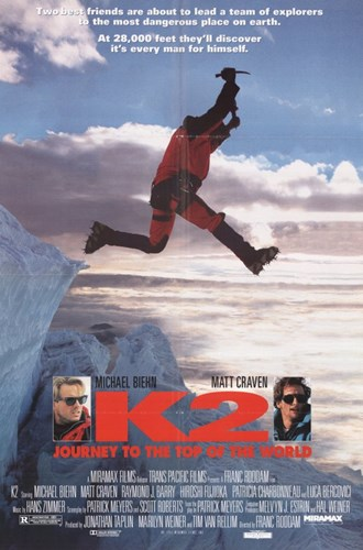 K2: The Ultimate High Poster by Unknown for $26.25 CAD