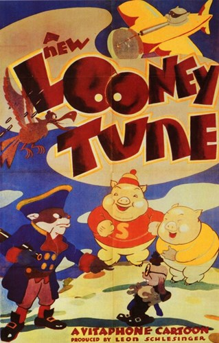 A New Looney Tune Poster by Unknown for $26.25 CAD