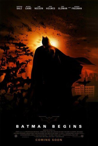 Batman Begins Coming Soon Poster by Unknown for $26.25 CAD