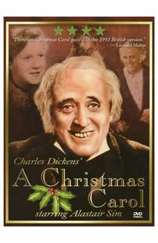 A Christmas Carol Alastair Sim Poster by Unknown for $26.25 CAD