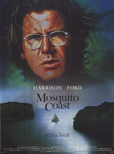 The Mosquito Coast Poster by Unknown for $26.25 CAD