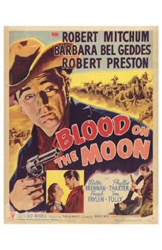 Blood on the Moon Poster by Unknown for $26.25 CAD
