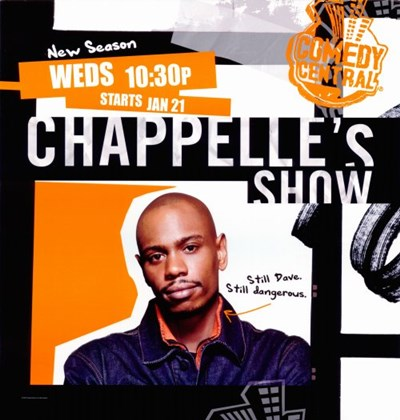 Chappelle's Show Orange Poster by Unknown for $26.25 CAD