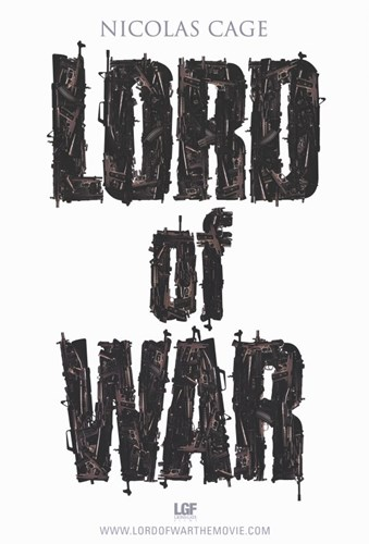 Lord of War Poster by Unknown for $26.25 CAD