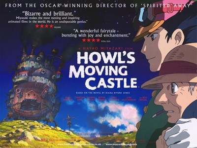 Howl's Moving Castle Bizarre and Brilliant Poster by Unknown for $26.25 CAD