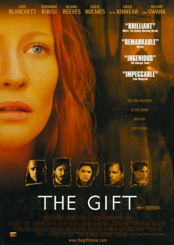 The Gift Cate Blanchett Poster by Unknown for $26.25 CAD