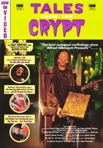 Tales From the Crypt Poster by Unknown for $26.25 CAD