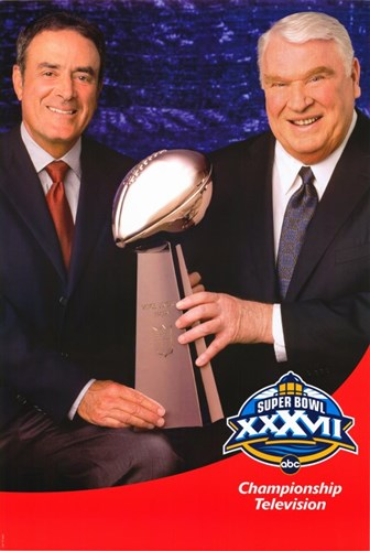 Super Bowl XXXVII Poster by Unknown for $26.25 CAD