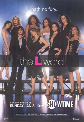 The L Word Cast Poster by Unknown for $26.25 CAD