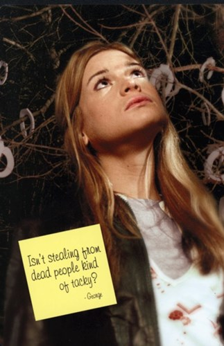 Dead Like Me George Poster by Unknown for $26.25 CAD