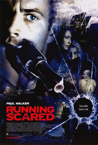 Running Scared Paul Walker Poster by Unknown for $26.25 CAD
