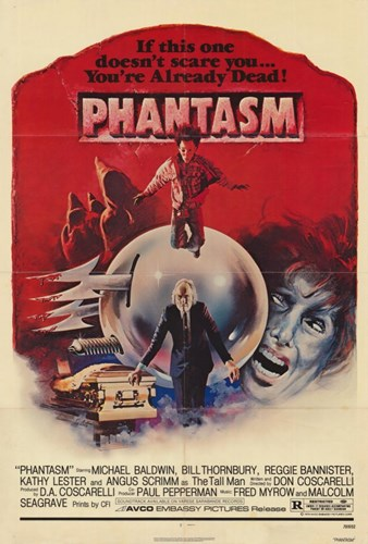 Phantasm Already Dead Poster by Unknown for $26.25 CAD