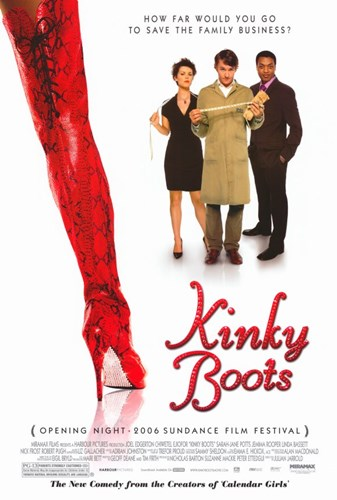 Kinky Boots Poster by Unknown for $26.25 CAD