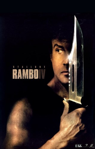 Rambo - knife Poster by Unknown for $26.25 CAD