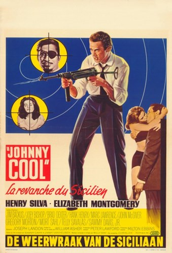 Johnny Cool Poster by Unknown for $26.25 CAD