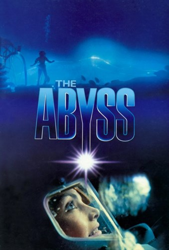 The Abyss Diving Underwater Poster by Unknown for $26.25 CAD