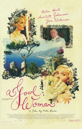 A Good Woman - scenes Poster by Unknown for $26.25 CAD