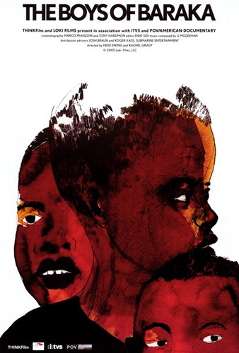 Boys of Baraka Poster by Unknown for $26.25 CAD