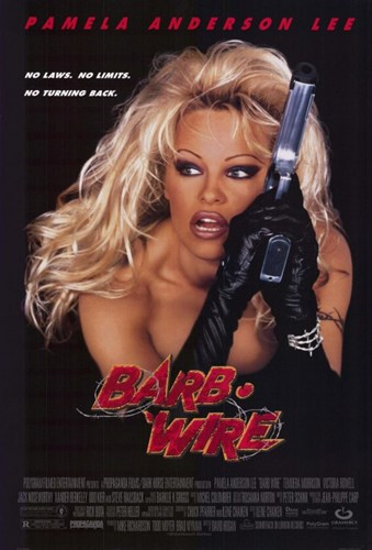 Barb Wire - style D Poster by Unknown for $26.25 CAD