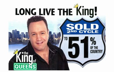 The King of Queens Kevin James Poster by Unknown for $26.25 CAD