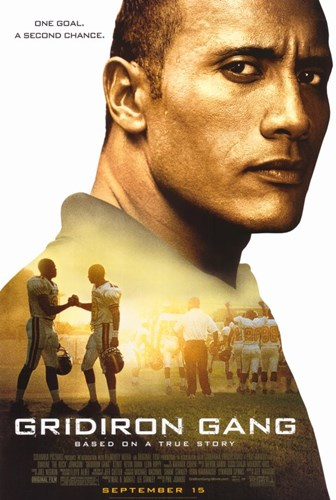 Gridiron Gang Poster by Unknown for $26.25 CAD