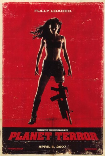 Grindhouse Planet Terror Poster by Unknown for $26.25 CAD