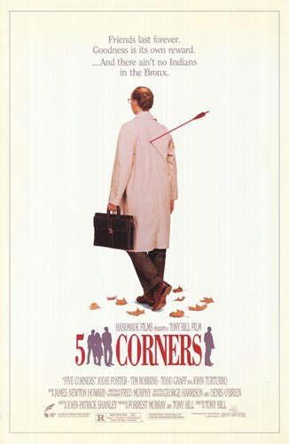 Five Corners Poster by Unknown for $26.25 CAD