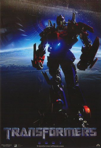 Transformers - style J Poster by Unknown for $26.25 CAD