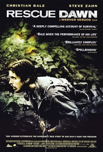 Rescue Dawn Poster by Unknown for $26.25 CAD
