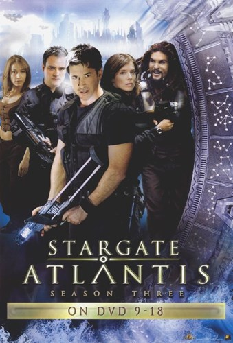 Stargate: Atlantis TV Show Poster by Unknown for $26.25 CAD