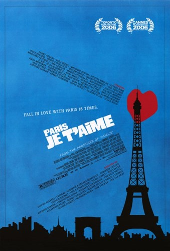 Paris Je T'aime Poster by Unknown for $26.25 CAD