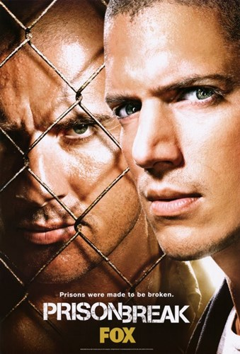 Prison Break (TV) Michael & Lincoln Poster by Unknown for $26.25 CAD