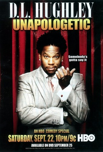 D.L. Hughley: Unapologetic Poster by Unknown for $26.25 CAD