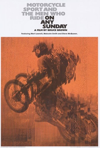 On Any Sunday - Motorcycle rider Poster by Unknown for $26.25 CAD