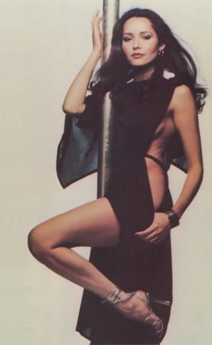 Barbara Carrera Poster by Unknown for $26.25 CAD
