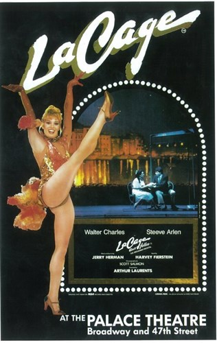 La Cage Aux Folles (Broadway) Poster by Unknown for $26.25 CAD