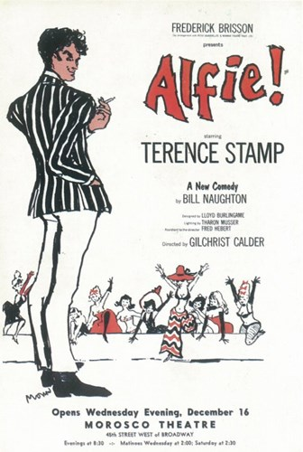 Alfie! (Broadway) Poster by Unknown for $26.25 CAD