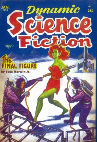 Dynamic Science Fiction (Pulp) Poster by Unknown for $26.25 CAD