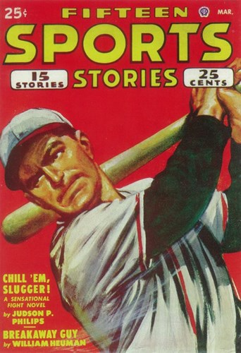 Fifteen Sports Stories (Pulp) Poster by Unknown for $26.25 CAD