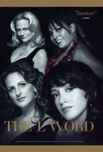 The L Word Main Characters Poster by Unknown for $26.25 CAD