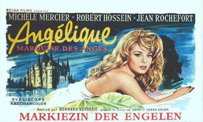 Angelique Poster by Unknown for $26.25 CAD