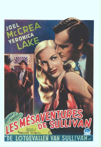 Sullivan's Travels - Joel McCrea Poster by Unknown for $26.25 CAD