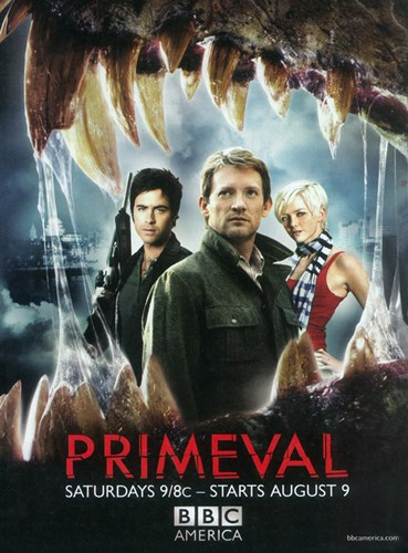 Primeval (TV) Poster by Unknown for $26.25 CAD