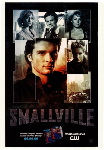 Smallville - style A Poster by Unknown for $26.25 CAD