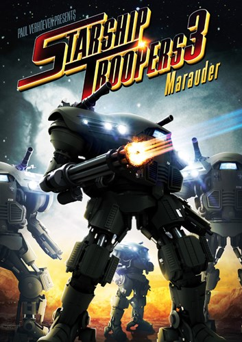 Starship Troopers 3: Marauder Poster by Unknown for $26.25 CAD